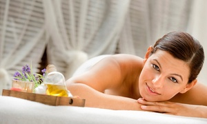 Divine Healing & Wellness Center: One or Three Aromatherapy Massages or Reflexology Treatments at Divine Healing & Wellness Center (Up to 58% Off)