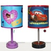 Kids' Cartoon-Themed Table Lamps