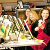 51% Off Painting Event with Wine