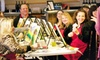Corks and Canvas Events - Multiple Locations: $22 for a Painting Event with Wine from Corks and Canvas Events ($45 Value)