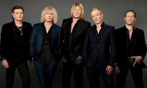 Def Leppard: Def Leppard with Tesla at Chesapeake Energy Arena on August 10 at 7 p.m. (Up to 41% Off)