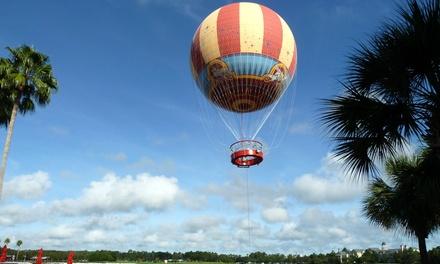A Grape Escape Hot Air Balloon Adventure