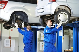 Car Care Central: Brake-Pad Replacement and Inspection from Car Care Central (50% Off)