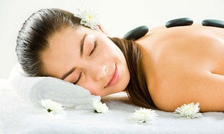 Hot-Stone Massage and Mini-Facial or Shiatsu Massage at Minerva Massage (Up to 54% Off)