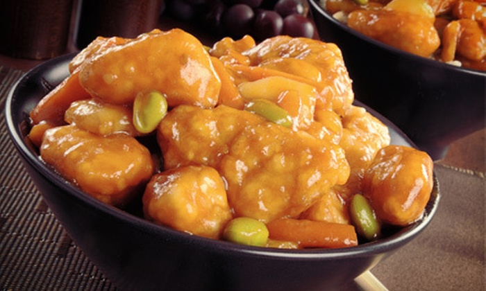 Nanking - Jackson Heights: Chinese, Thai, and Indian Food for Two or Four at Nanking (Up to 53% Off)