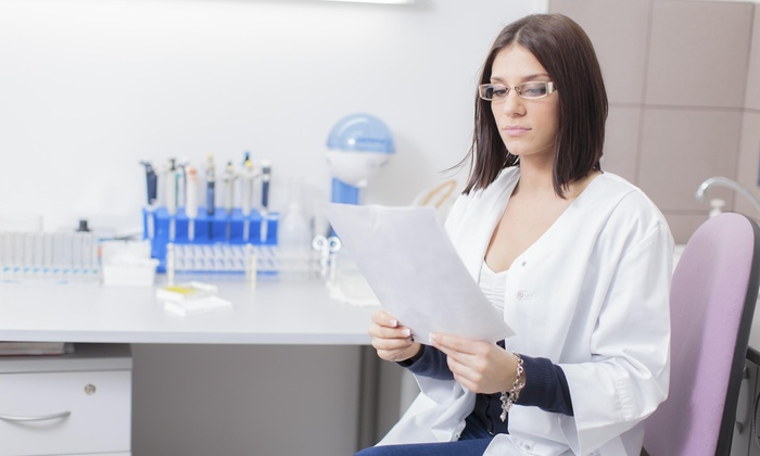 Jefferson Park Medical Group - Advanced Laser Aesthetics LLC: Up to 81% Off Blood testing at Jefferson Park Medical Group