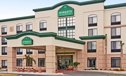 Stay at Wingate by Wyndham Panama City Area Lynn Haven, FL. Dates into May.