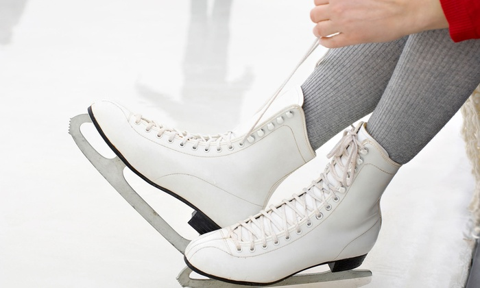 Little Sun Valley Skating Club - Bay: $99 for Nine Group Ice-Skating Lessons for Two ($198 Value)