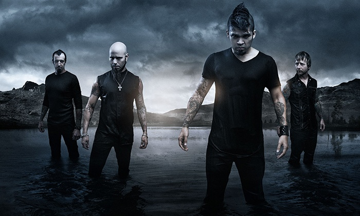 Drowning Pool - Lava Cantina: Drowning Pool on March 3 at 7 p.m.
