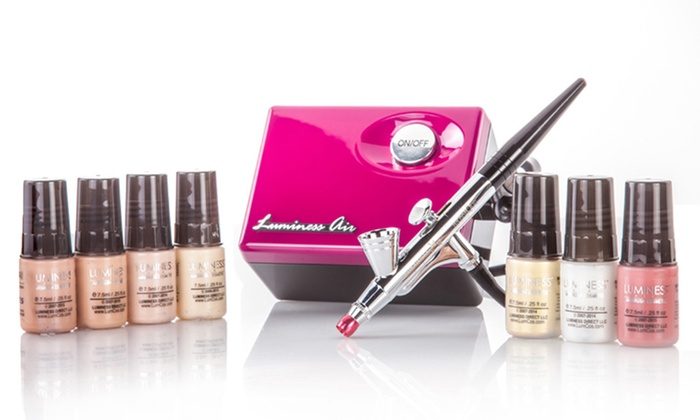 Limited Edition Airbrush System Kit