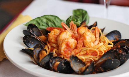 $24 for $40 Worth of Italian Cuisine for Dinner at Dolce Ristorante