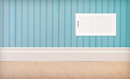 Air-Duct-Cleaning Package with Optional Dryer-Vent Cleaning from Tri-Vesta Services (Up to 83% Off)