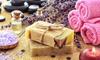 Nivant Spa and Salon - Nivant Spa and Salon: Moroccan Bath with Sugar, Coffee or Salt Scrub and Optional Mask at Nivant Spa and Salon (Up to 64% Off)