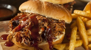 Deac's Bar B Que: 60% off at Deac's Bar B Que