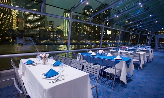 New York City Lights Dinner Cruise Hornblower New York