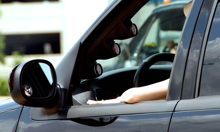 Auto Styles - Clearwater: Tinting for Two Front Windows, all Windows for an SUV, or all Windows for a Car at Auto Styles (Up to 51% Off)