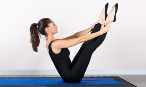 Touch of Pilates: 5 or 10 Pilates Classes at Touch of Pilates (Up to 65% Off)