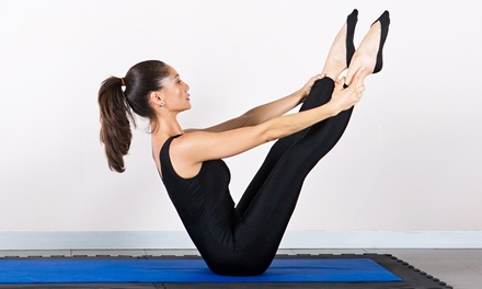 5 or 10 Pilates Classes at Touch of Pilates (Up to 65% Off)