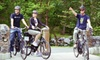 Electro Bike Tours - Downtown Asheville: Two-Hour Electric-Bike Tour for One or Two or Two-Hour Electric-Bike Rental from Electro Bicycle Tours (Up to 61% Off)