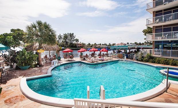 Sands Harbor Resort and Marina - Pompano Beach, FL: Stay at Sands Harbor Resort and Marina in Pompano Beach, FL, with Dates into December