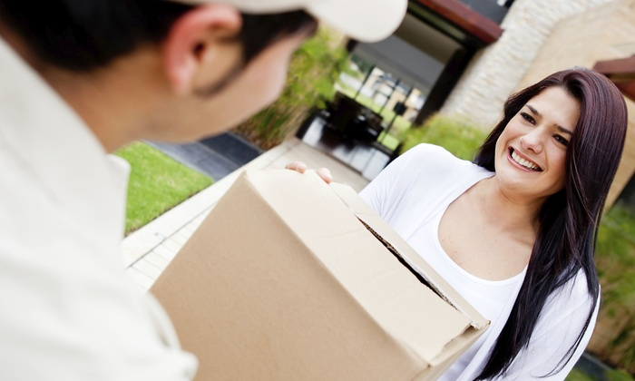 Parcel: 3, 5, or 10 Evening Package Deliveries from Parcel (Up to 50% Off)