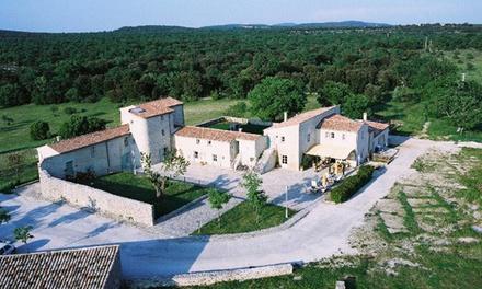 Hérault : 1 à 2 nuits avec petit-déjeuner et option dîner à l'hôtel Le Mas de Baumes pour 2 personnes