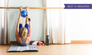 TruFusion: 10 or 20 Classes now with Hot Barre at TruFusion (Up to 71% Off)