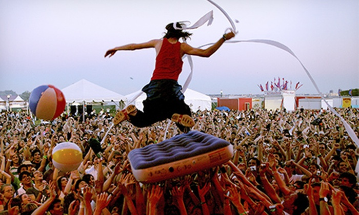 Oakaloosa Music Festival 2013 - Detroit: Oakaloosa Music Festival 2013 at Historic Fort Wayne on Saturday, July 27, at 12 p.m. (Up to 46% Off)