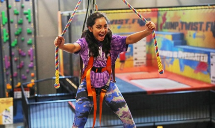 Basic Attractions Passes or Birthday Party at Urban Air Adventure Park - Clearfield (Up to 50% Off)