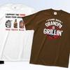 L.A. Imprints Grillin' Men's T-Shirts