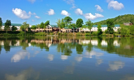 Stay at Stonewall Resort in Roanoke, WV, with Dates into May