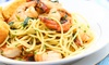 Market Street Grille - Harrison: American Dinner or Lunch Food at Market Street Grille (Up to 46% Off). Three Options Available.