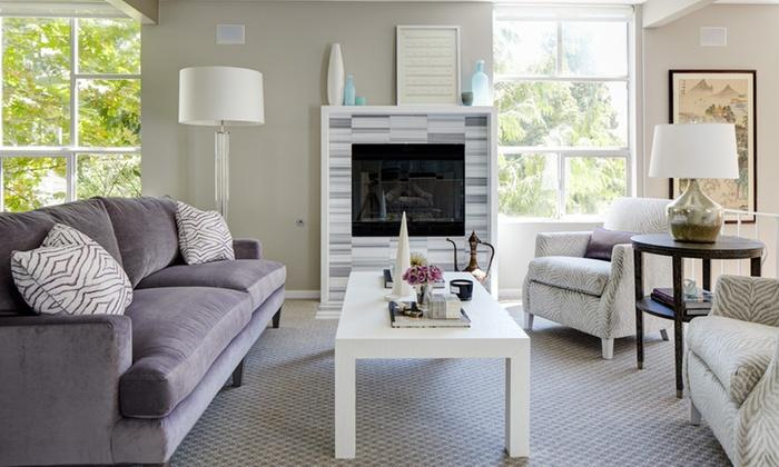 K&L Interiors - Phinney Ridge: 60-Minute Interior Design Consultation from K&L Interiors (45% Off)