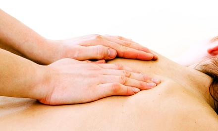 60- or 90-Minute Custom Massage at Alan's Massage Therapy (Up to 57% Off)
