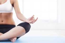Rooted Yoga: Two 60-Minute Vinyasa Yoga Classes from Rooted Yoga (69% Off)