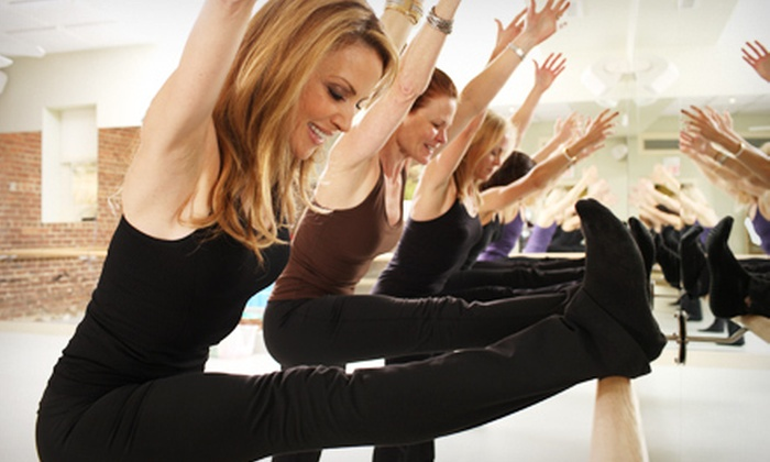Go Figure - Scottsdale: 5 or 10 Ballet Barre-Fitness Classes at Go Figure (Up to 59% Off)