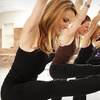 Up to 59% Off Barre-Fitness Classes at Go Figure