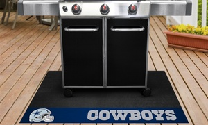NFL Grill Mat at NFL Grill Mat, plus 6.0% Cash Back from Ebates.
