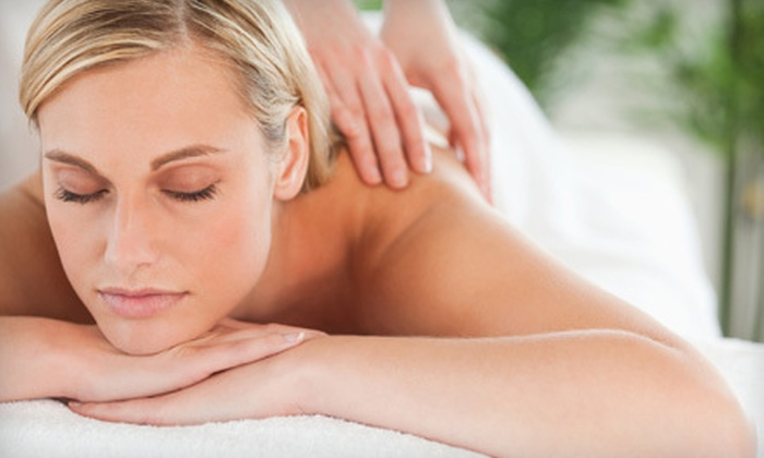 World of Health - San Jose: 60-Minute Deep-Tissue Massage with Option for a 60-Minute Summertime Facial at World of Health (Up to 54% Off)