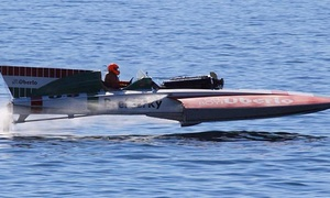 Hydroplane and Raceboat Museum: Hydroplane and Raceboat Museum for Two or Four (Up to 65% Off)