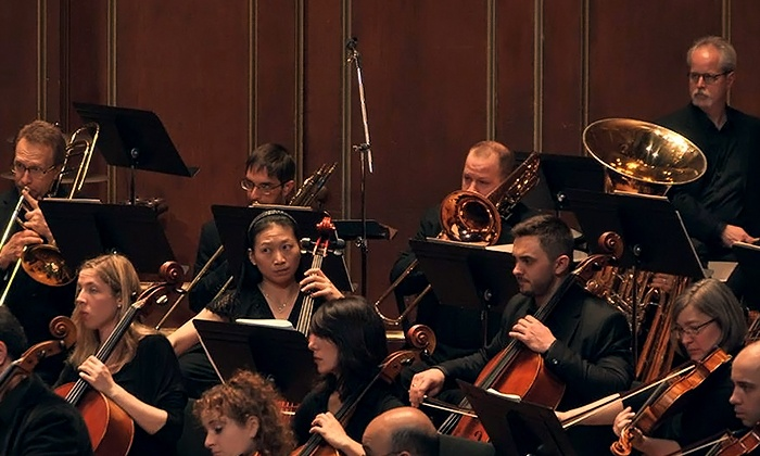 "Boston Modern Orchestra Project: ""Surround Sound"" - Jordan Hall at New England Conservatory: Boston Modern Orchestra Project's ""Surround Sound"" on Sunday, October 12  (Up to 50% Off)"
