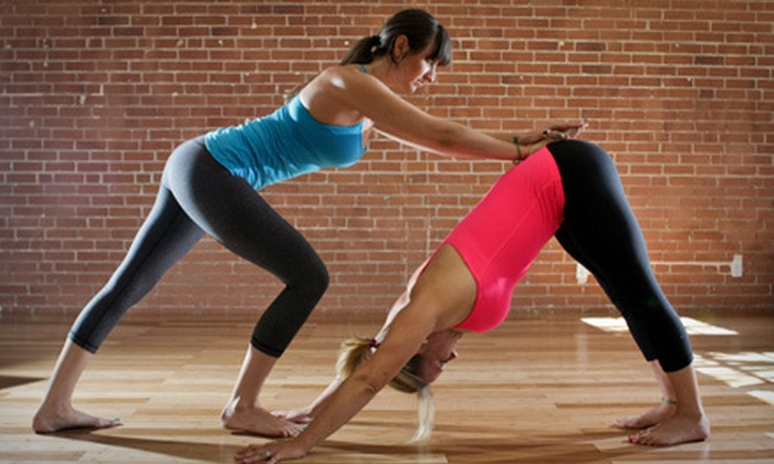 Session Yoga - Broadmoor-Broadway: 5 or 10 Classes at Session Yoga (Up to 63% Off)