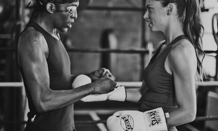BoxFitFight - Multiple Locations: 10 Boxing or Kickboxing Classes at BoxFitFight (50% Off)