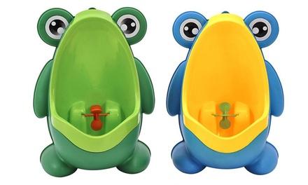 urinoir pour enfants coloris au choix 19 99 de r duction france deals coupons. Black Bedroom Furniture Sets. Home Design Ideas