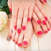 Half Off a Manicure at Solar Nails