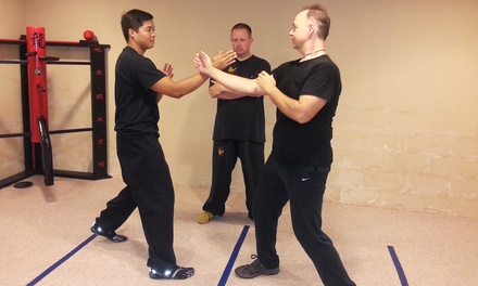 Three or Six Jeet Kune Do Lessons at Hardcore Jeet Kune Do (Up to 74% Off)