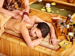 Z' Amya Z' Anti Massage: A 60-Minute Full-Body Massage at Z' Amya Z' Anti Massage (40% Off)