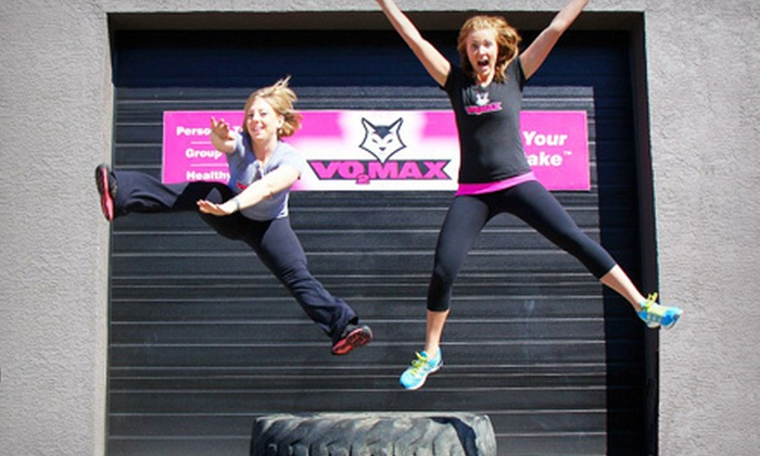 VO2 Max West Kelowna - West Kelowna: 5, 10, or 20 Group Fitness Classes at VO2 Max in West Kelowna (Up to 72% Off)
