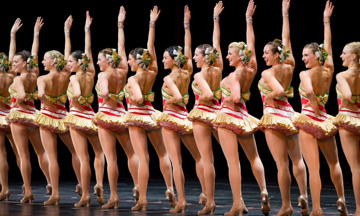 "Rockettes - The Theater at Madison Square Garden: ""Radio City Christmas Spectacular"": Make Memories with the Rockettes at Radio City Music Hall (Nov. 30—Dec. 15)"