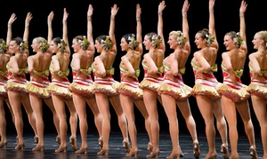 "Rockettes: ""Radio City Christmas Spectacular"": Make Memories with the Rockettes at Radio City Music Hall (Nov. 30—Dec. 15)"